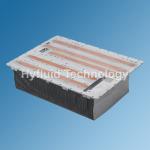 Buy cheap Al Heat Sink Skive Fin Heat Sink from wholesalers