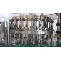 Buy cheap Soda Water / Carbonated Soft Drink Production Line Stainless Steel 380V 50Hz from wholesalers