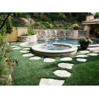 China synthetic grass for landscaping on sale