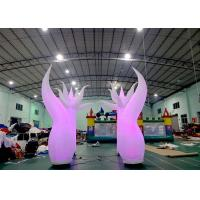 Buy cheap Inflatable Seaweed LED Lighting Decoration for Party Events from wholesalers