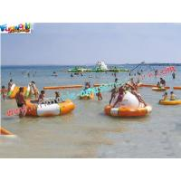Buy cheap Children And Adults Inflatable Water Parks Inflatable Saturn Rocker from wholesalers