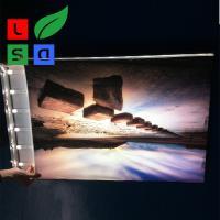 Buy cheap LED Fabric Light Box 45mm Single Sided Backlit Style Light Box product