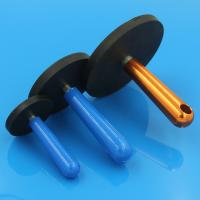 Buy cheap NdFeB rubber coated permanent magnet from wholesalers