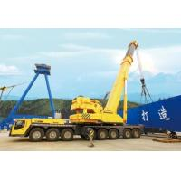 Buy cheap XCMG 500 all terrain crane, mobile crane from wholesalers