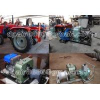 Buy cheap Lightweight Capstan Winch/ ENGINE WINCH/ Powered Winches from wholesalers