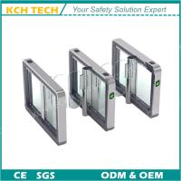 Wholesale TCP/IP Speed Barrier Gate with Anti Tailgating Function Smart Auto Gate from china suppliers