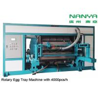 Wholesale Automatic Rotary Egg Tray / Egg Carton Making Machine High Output Pulp Molded from china suppliers
