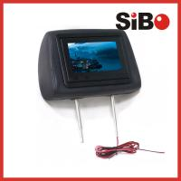"""Sibo 7"""" Taxi Headrest Advertising Screen With Customized Software Manufactures"""
