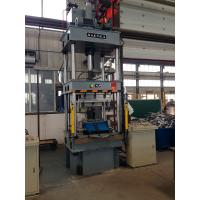 Buy cheap Button Operation 630T Hydraulic Stamping Press Servo System Oil Heating Device Optional from wholesalers