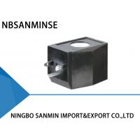 Buy cheap Custom AB410 Hydraulic Valve Solenoid Coil , Replacement Solenoid Coil from wholesalers