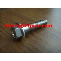 Buy cheap inconel 718 UNS N07718 2.4668 bolt nut washer from wholesalers