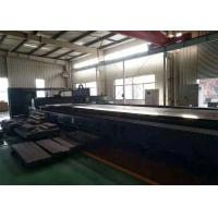 Buy cheap Gantry Large Format Fiber Laser Cutting Machine For Large Size Thick Metal Plate from wholesalers