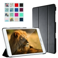 Buy cheap Magnetic Cell Phone Protective Covers For Galaxy Tab A10.1 9.7 8.0 Tab E 9.6 from wholesalers