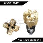 Buy cheap 6 High Quality Great steel body diamond  Drill  Bit,Anti abrasive PDC Bit from wholesalers