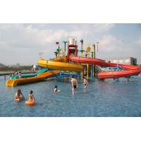 Giant Water Playground Equipment , Children Water Playground