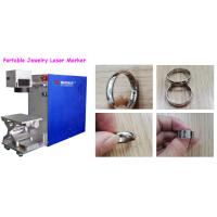 Buy cheap Red Laser Pointer Portable Laser Marking Machine For Precision Machinery from wholesalers