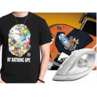 Buy cheap 300gsm Laser printer transfer paper Dark color T-shirt transfer cotton material from wholesalers
