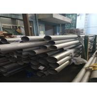 Buy cheap B162 / 2.4068 Standard Nickel Alloy Pipe , Cold Drawing High Nickel Alloy Steel product