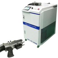Buy cheap Stable Metal Laser Cleaning Machine Rust Oxide Painting Coating Removal from wholesalers