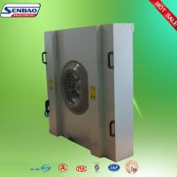 Buy cheap Ceiling High Efficiency FFU Fan Filter Units For Clean Room HVAC System from wholesalers