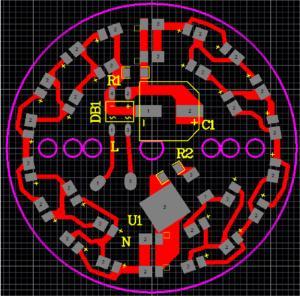 LED Module ic driver Driverless LED Module=LED Driver+LED Chip+PCB Board