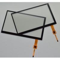 Buy cheap Customize High Quality Capacitive Touchscreen Panels   LTTP003 from wholesalers