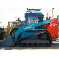 Buy cheap Crawler SUNWARD Skid Steer Rental with Auto Leveling System ROPS / FOPS from wholesalers