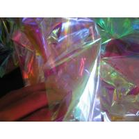 Buy cheap Pure PET Rainbow Film&Chemical Resistance Rainbow Film/Red Iridescent Film from wholesalers