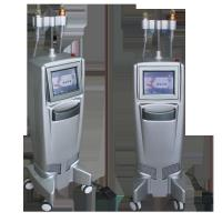 Buy cheap thermal rf and fractional rf laser / fractional micro needle rf for skin tighten/whiten from wholesalers