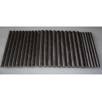 Buy cheap Black Surface Tungsten Rod/bars  in High Density: 19.2 from wholesalers