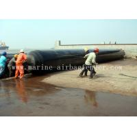 Buy cheap Natural Rubber Marine Salvage Air Lift Bags High Tensile Strength Custom Size from wholesalers