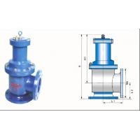 Buy cheap L Shaped Cup Pressure Regulator Valve 400mm Durable Sealing Performance from wholesalers
