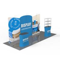 Buy cheap 3X6 Reusable Trade Show Booth Displays , Pop Up Exhibition Stands Machine Washable from wholesalers