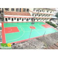 Buy cheap Wear Resistant Basketball Sport Court Surface , acrylic sports surfaces from wholesalers
