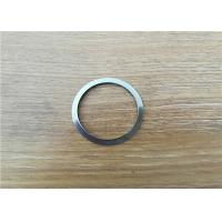 Buy cheap Hard Metal Seal Ring Stainless Steel Gasket Back Up Ring Wear Resistance from wholesalers