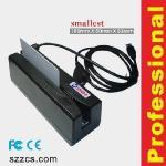 Buy cheap USB Magnetic Strip Card Reader/ Writer (MSR900 MSR905 MSR206) from wholesalers