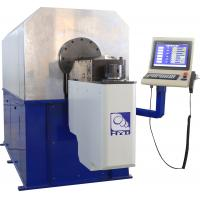 Buy cheap Six Axes Torsion Type Spring Bending Machine / High Speed CNC Spring Coiler product