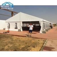 Buy cheap Anti - UV White Outdoor Marquee Tent PVC Windows With Long Lifespan product