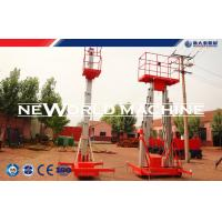 Buy cheap 18m Strong Power Aerial Working Platform Aerial Lift Safety product