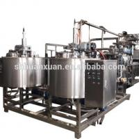 Buy cheap 380v Lollipop Production Line , Industrial Candy Making Equipment 34kw Power from wholesalers
