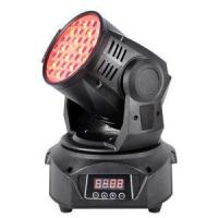 Wholesale 36x3w Tri Color 3 in 1 LED Moving Wash Light from china suppliers