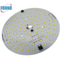 Buy cheap LED Light Bulb Circuit Board 30u Gold Plating 1OZ 2OZ 3OZ Copper Thickness from wholesalers