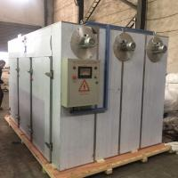 Buy cheap 60kg / Batch Fruit And Vegetable Dryer Machine Fruit Hot Air Circulation Oven from wholesalers