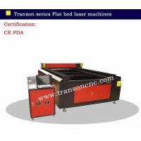 Buy cheap Flat bed laser cutting machines from wholesalers
