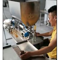 Buy cheap Good pirce Easy Operate Sauce Bottle Filling packaging Machines line from wholesalers
