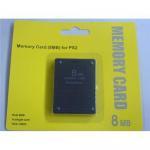PS2 real 8mb/16mb/32mb/64mb memory card