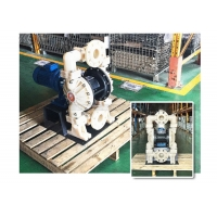 Buy cheap Electric Diaphragm Trash Pump, Electric Diaphragm Pump For Boat Sewage, Oil, Waste Water from wholesalers