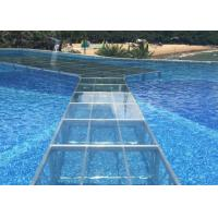 Wholesale Heavy Duty Acrylic Stage Platform Transparent Plexiglass Fit Swimming Pool from china suppliers