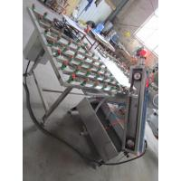 Buy cheap Glass Sand Belt Grinding Machine Stainless Steel Insulating Glass Edge Grinding Machine from wholesalers