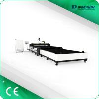 Buy cheap High Speed Industrial Laser Cutting Machine For Metal Sheet Servo Motor Type from wholesalers